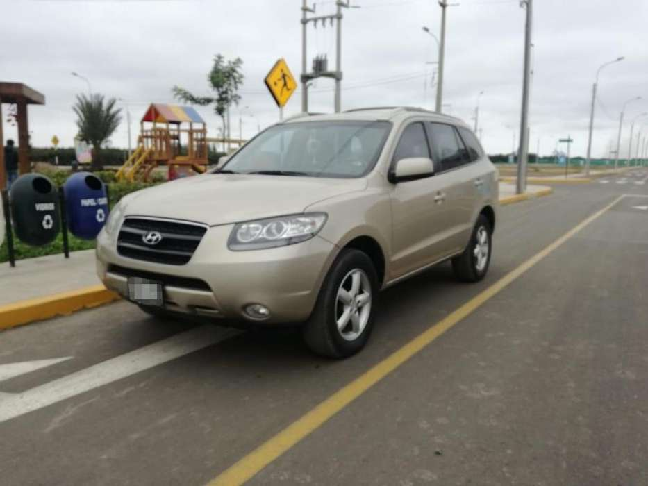 Hyundai Santa Fe 2009 - 85000 km
