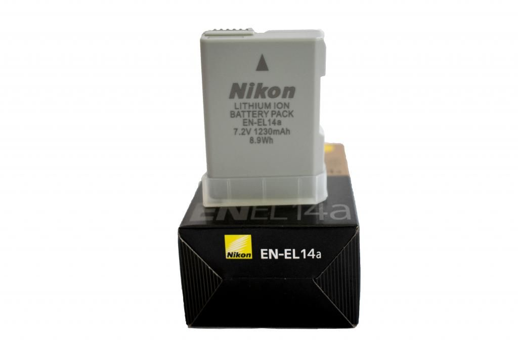 Nikon-bateria Pila En El 14a Orig