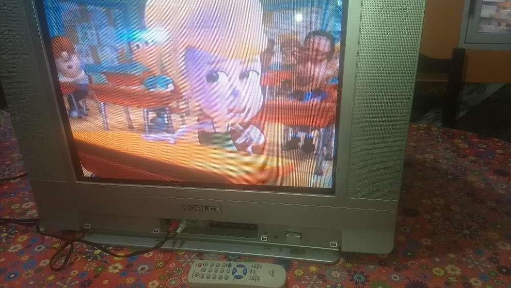 Tv Noblex 21 Pulgadas Pantalla Plana