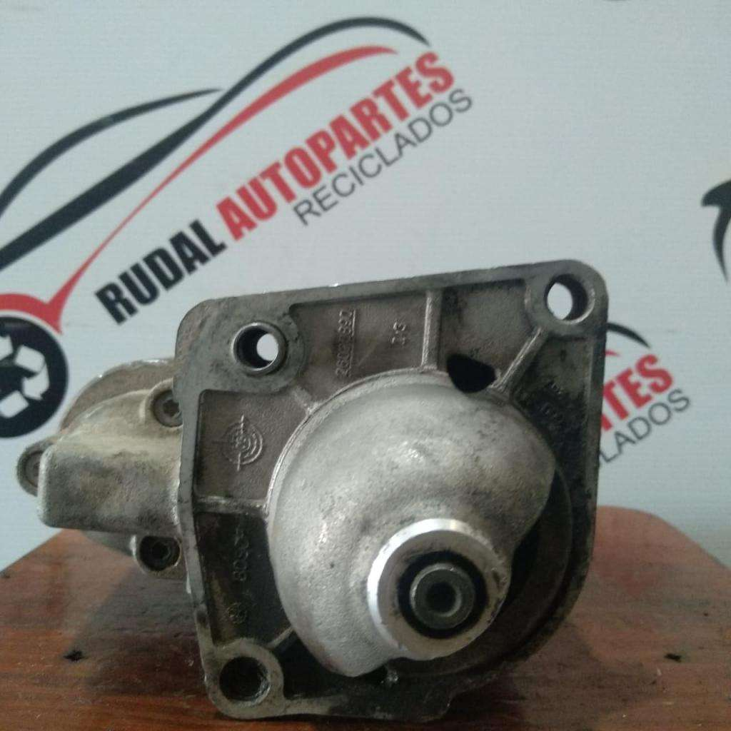 Burro De Arranque/ Motor Fiat Siena 3135 Oblea:Borrada