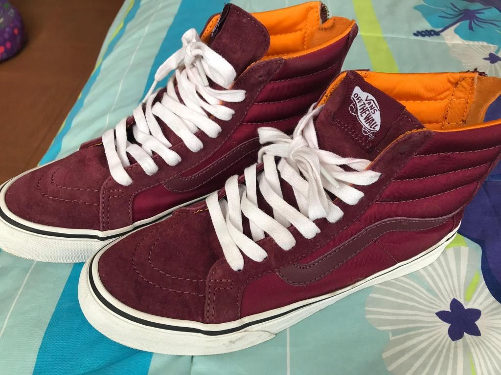 vans off the wall zapatillas mujer