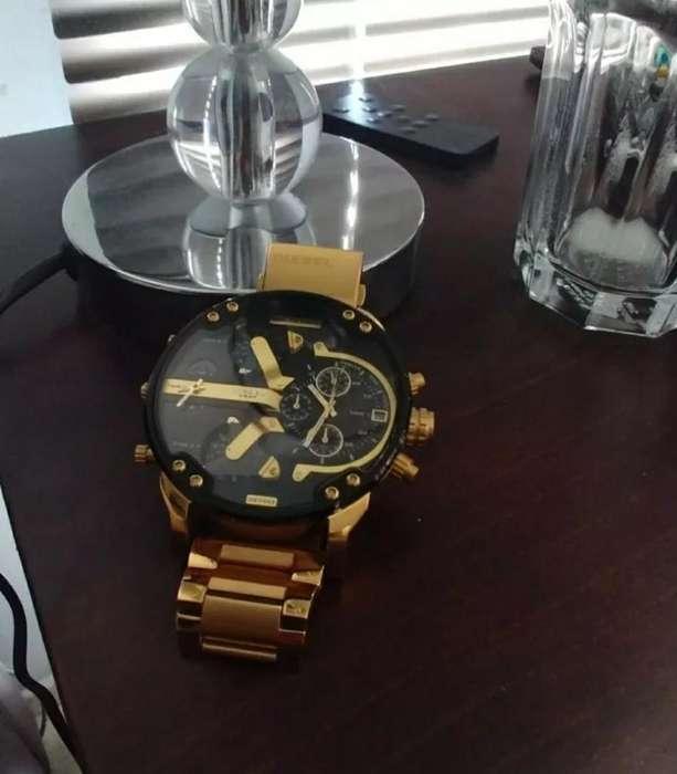 Reloj Diesel Dz-7333 original boleta Y G