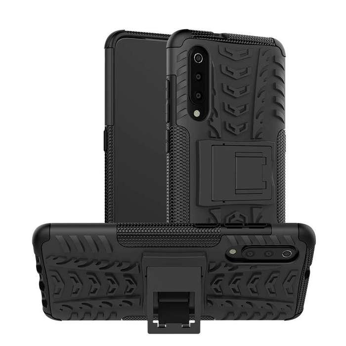 Estuche Antichoque Jkase Xiaomi Mi 9