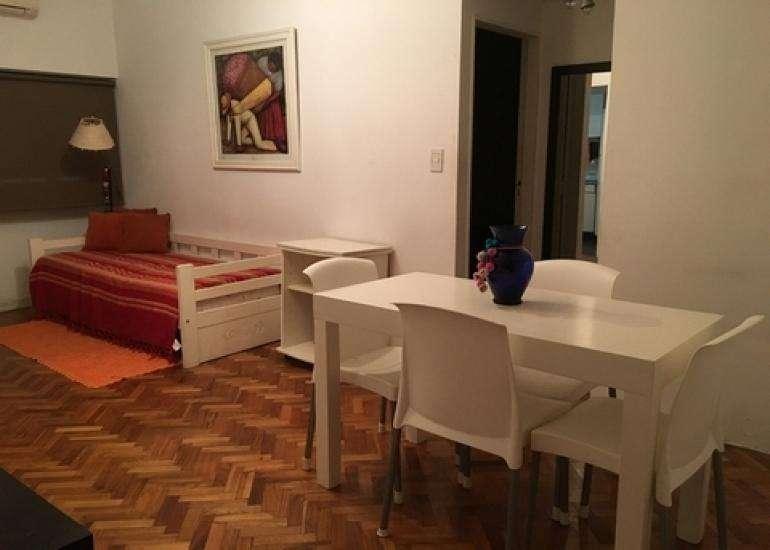 Alquiler Temporario 2 Ambientes, Rosario 200, Caballito