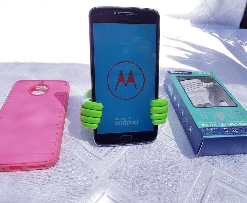 Liquido Moto E4 Plus Libre Como Nuevo