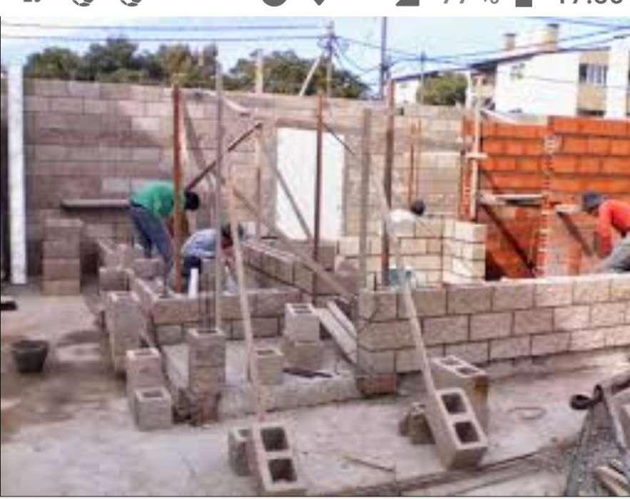 Busco Trabajo de Ayudante en La Construc