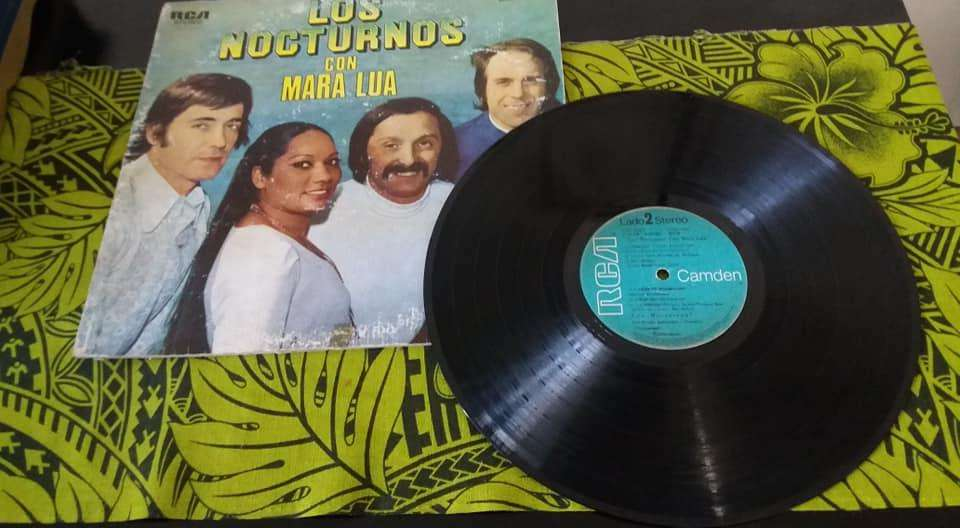 LP VINILO LOS NOCTURNOS CON MARA MUA RCA STEREO