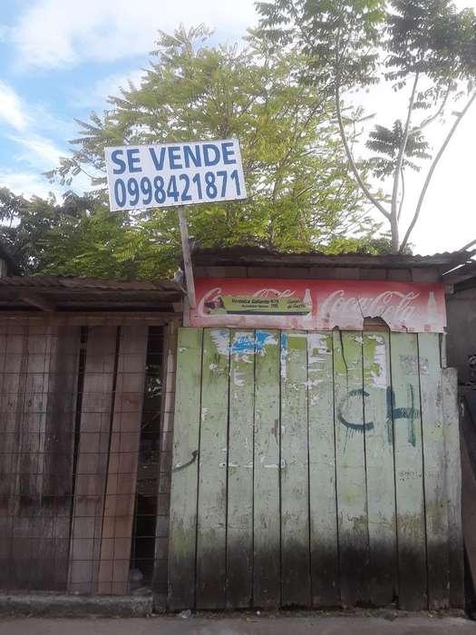 Se Vende Terreno en Esmeraldas Rio Verde