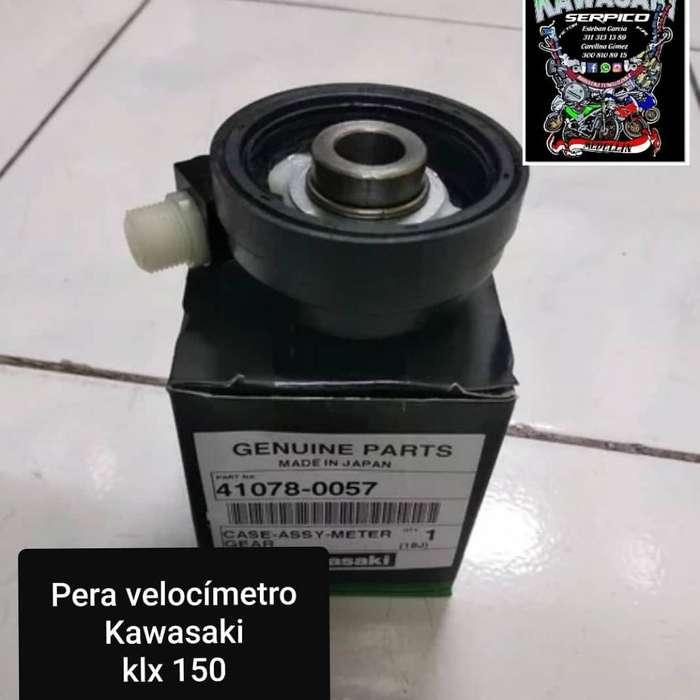 Pera Velocímetro Kawasaki Klx 150