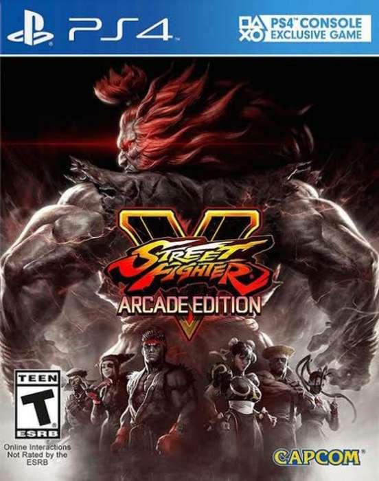 Street Fighter 5 Ultima Version