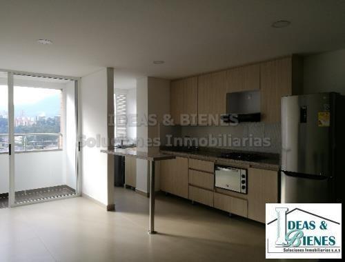 Apartamento En Venta Sabaneta Sector Calle Larga: Código  879409
