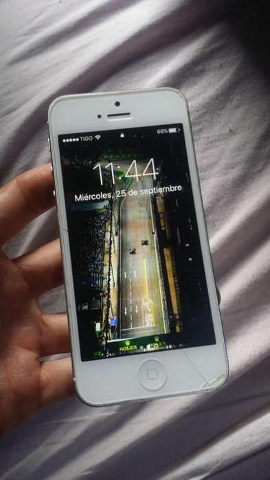 Vendo o cambio Iphone 5