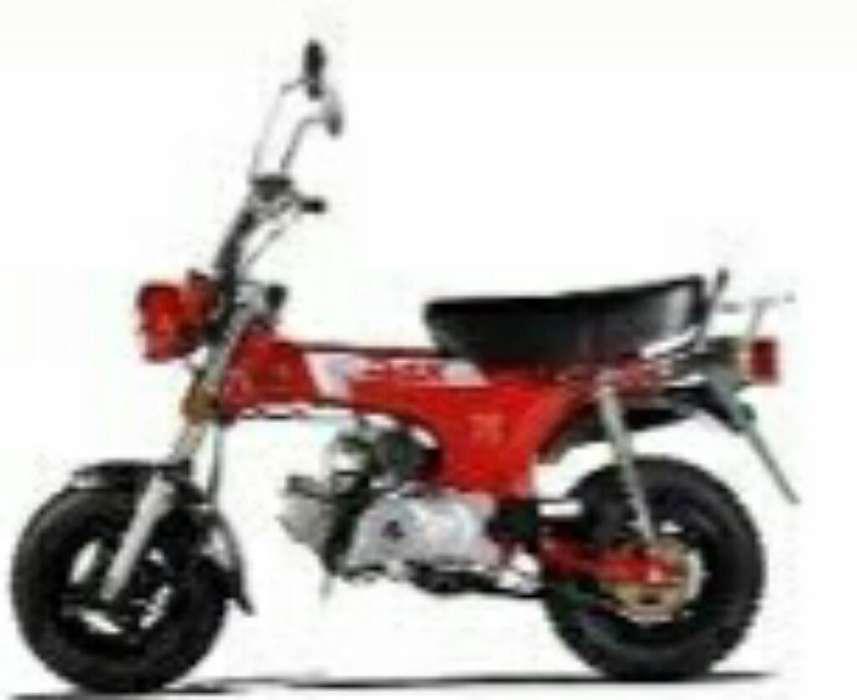 Vendo Moto Dax 70 Wansi en Ica