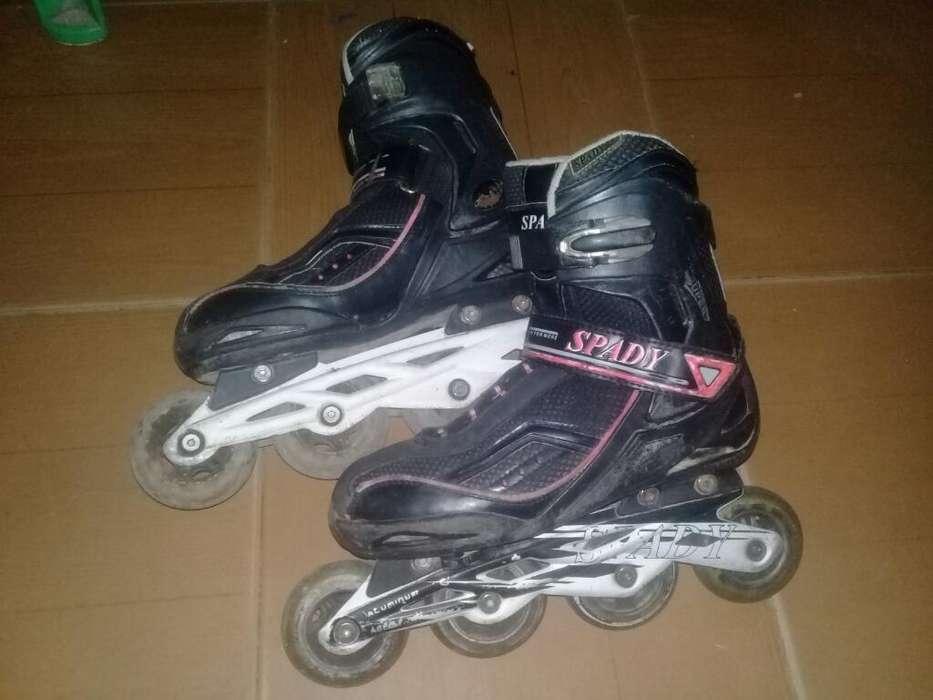 Vendo Rollers Marca Spady