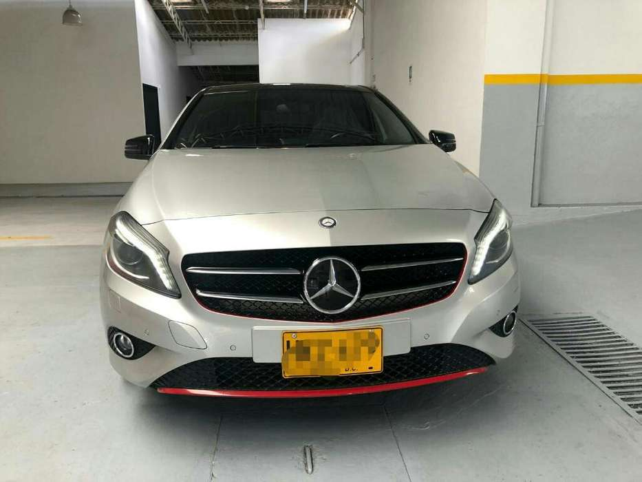 <strong>mercedes-benz</strong> Clase A 2014 - 1256 km