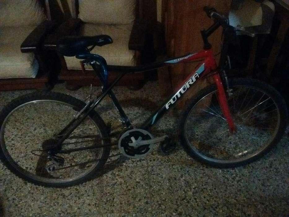 Bici Futura Semi Nueva, Rodado 26