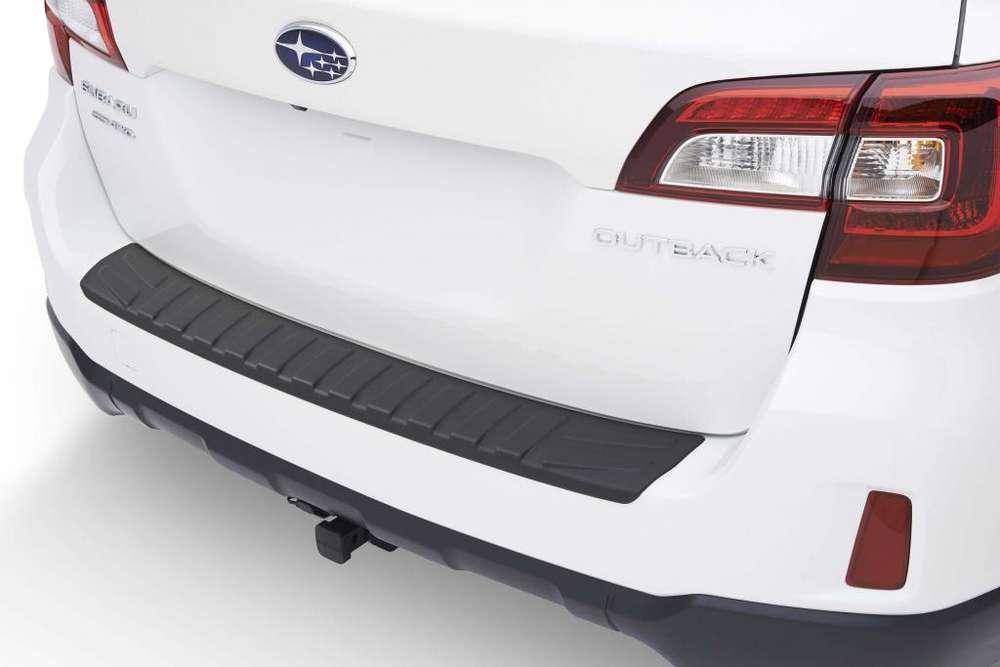 Pisadera Protector Parachoques Posterior OUTBACK Subaru <strong>accesorio</strong>s Originales