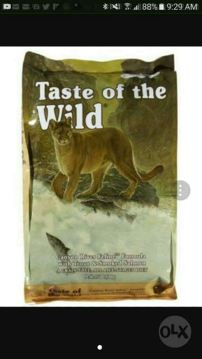 Taste Of The Wild Canyon River X 15 Lbs