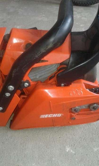Motocierra Echo(600)