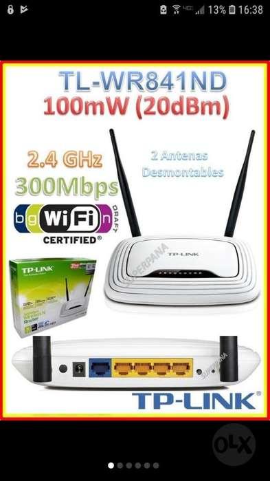 Router Tp Link Modelo Tlwr841nd