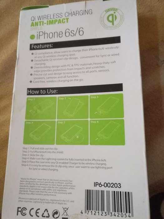 Protector de iPhone 6s