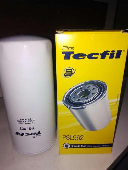 Filtro De Aceite Tecfil Psl962 mann W962 Para Mwm Iveco Gm