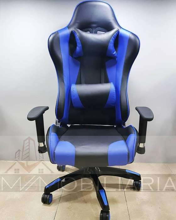SILLA SILLON GAMER RALLY IDEAL PARA OFICINA SALA DE JUEGO