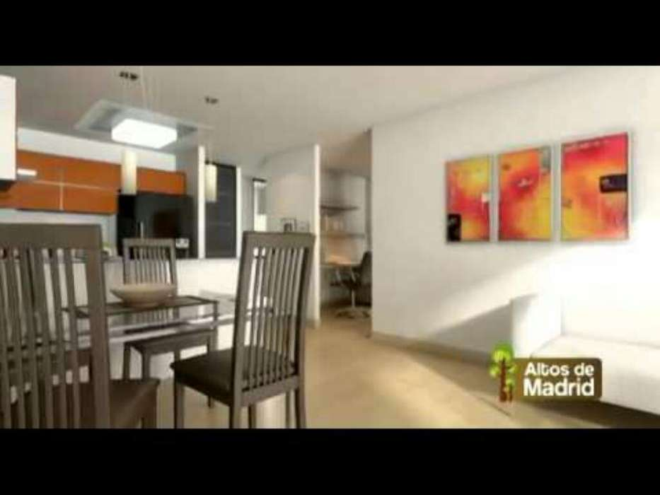 Apartamento con Parqueadero Privadoadministracion Y Balcon