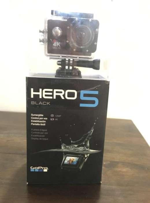 Camara Hero 5 Black Negociable