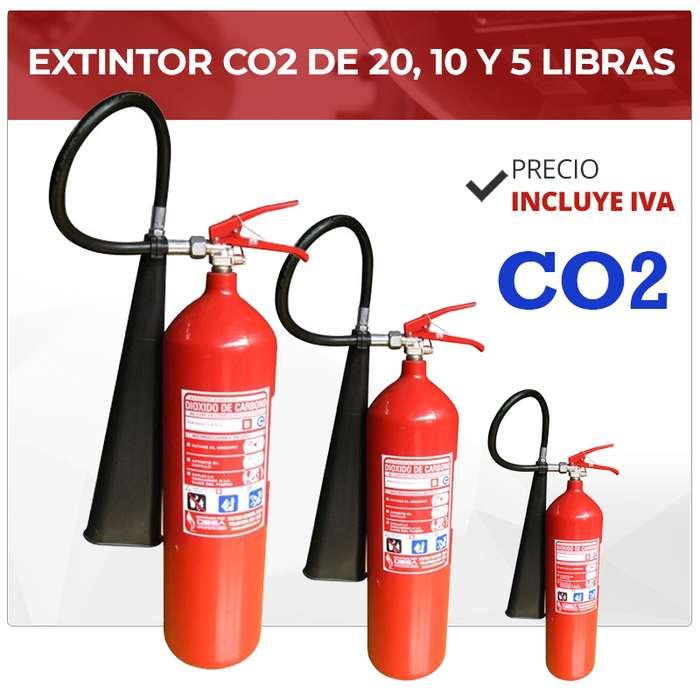EXTINTOR CO2, EXTINTOR PQS. INCENDIO. RECARGA DE EXTINTORES. PQS 10 LIBRAS. CO2 10 LIBRAS