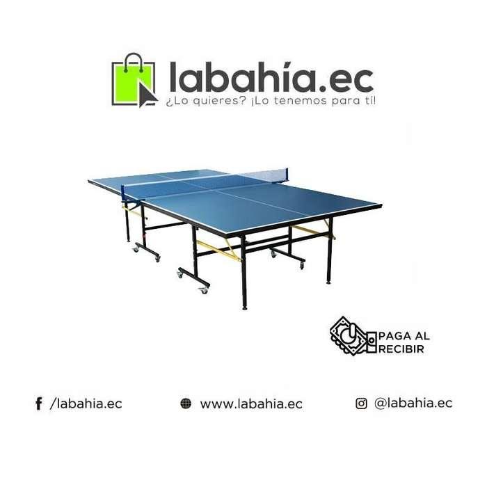 Mesa ping pong profesional 2 raquetas 2 pelotas net Tablero DMF