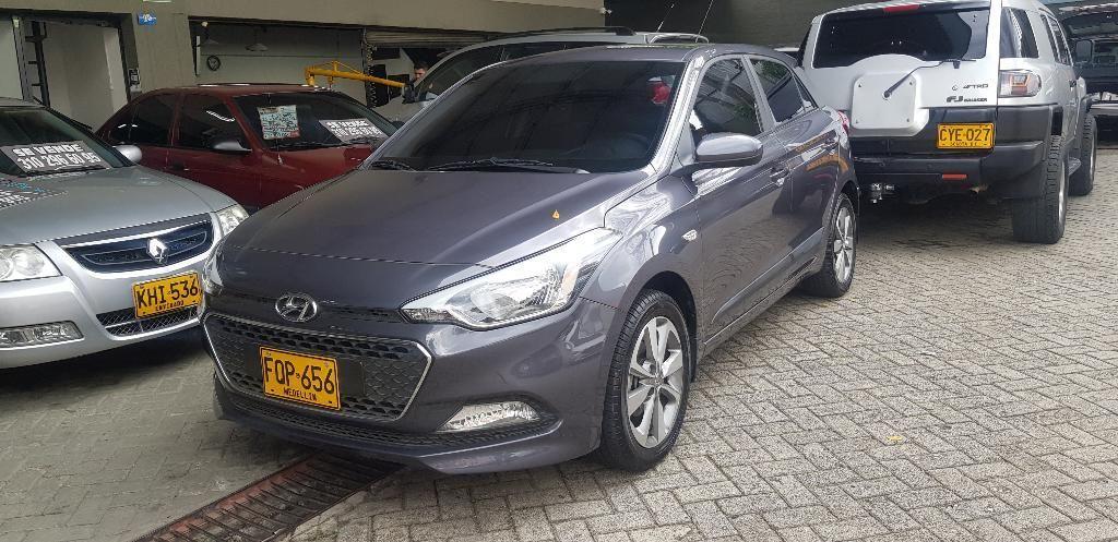 Hyundai  I20 2018 Mecánico