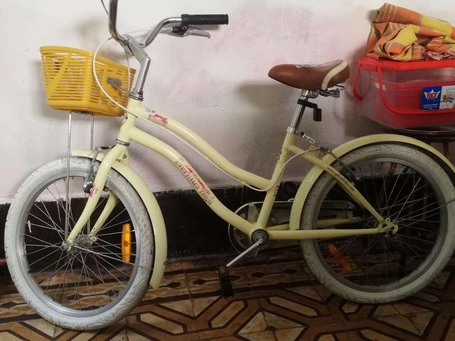 Bicicleta Ever After High