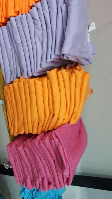 Camisetas en Algodon Al por Mayor