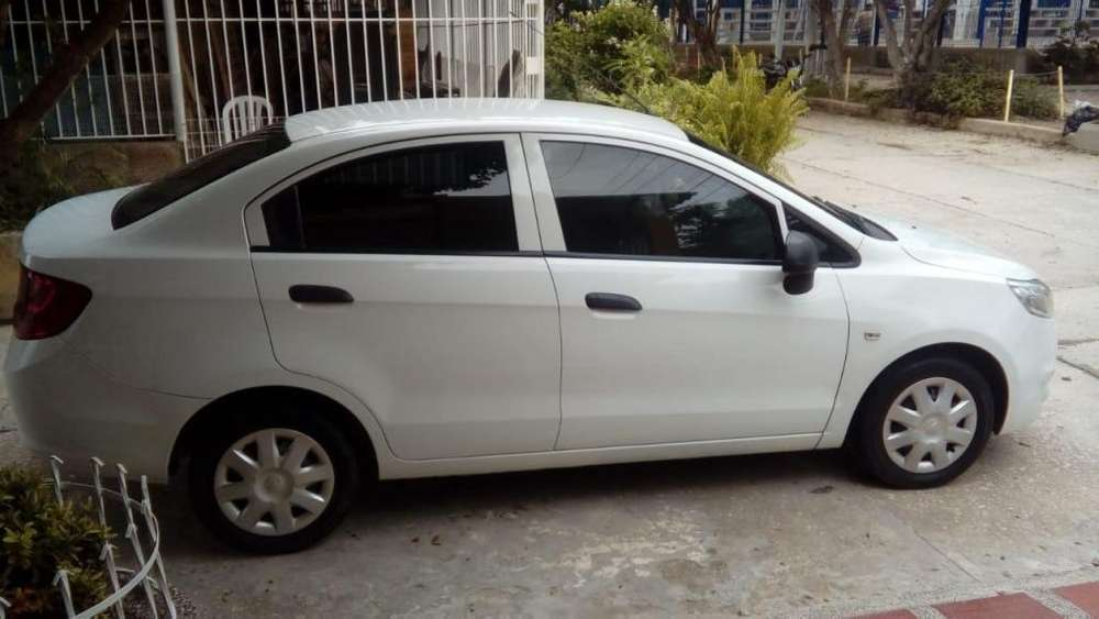 Chevrolet Sail 2016 - 28000 km