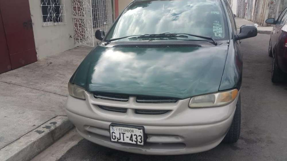 <strong>chrysler</strong> Voyager 1997 - 166442 km