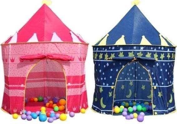 Carpa Castillo Princesas Casa Jardin Patio Imaginacion