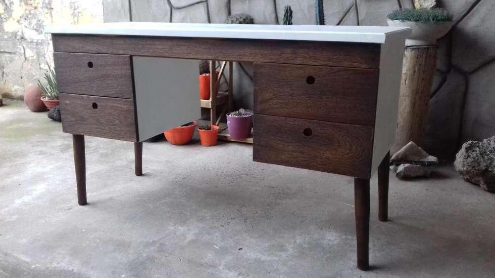 <strong>escritorio</strong> estilo escandinavo