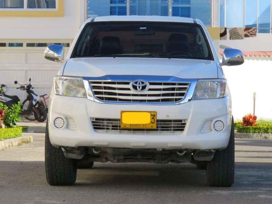<strong>toyota</strong> Hilux 2014 - 59000 km