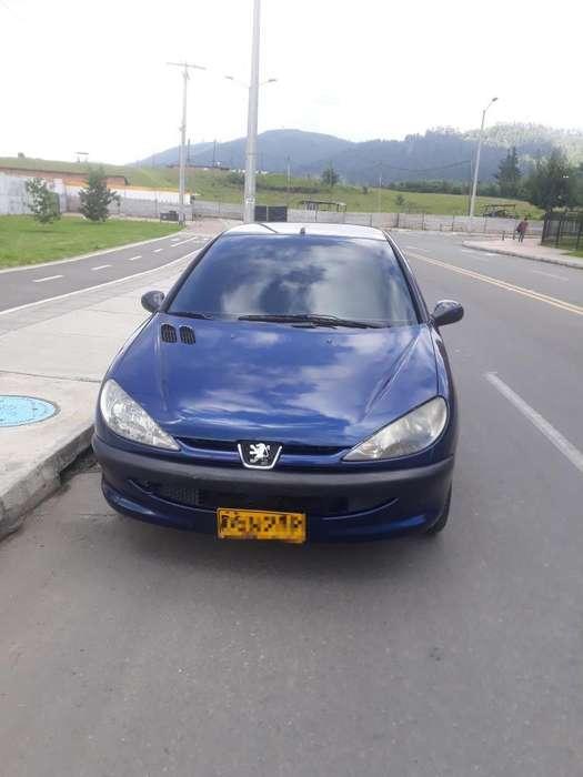 Peugeot 206 2005 - 112000 km