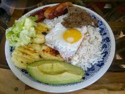 Almuerzos
