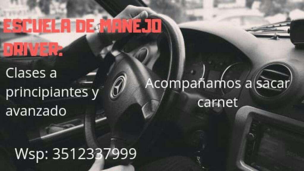 Curso para Sacar Tu Carnet de Conducir