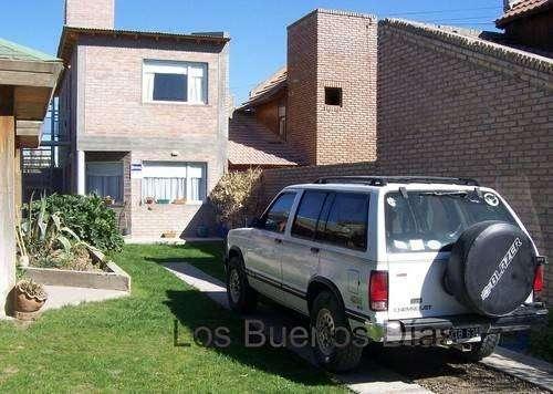 oh29 - Departamento para 1 a 4 personas con cochera en Puerto Madryn