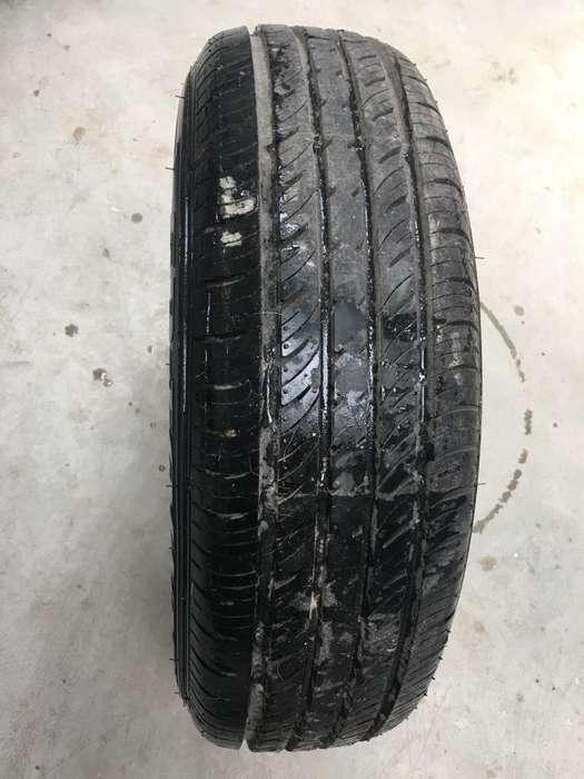 Neumático nuevo