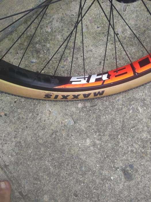 Bicicleta Stunt