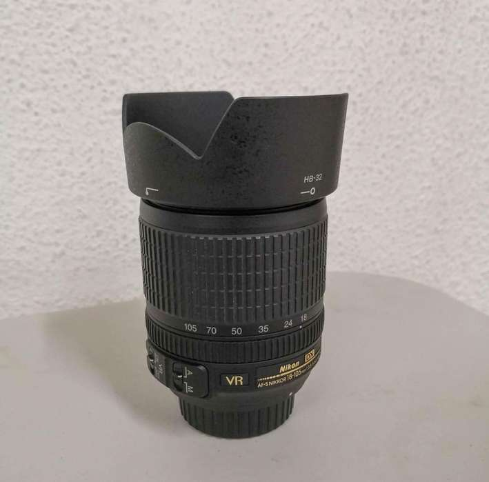Nikon 18*105mm f/3.5*5.6 DX G SWM AF-S VR IF ED 10/10