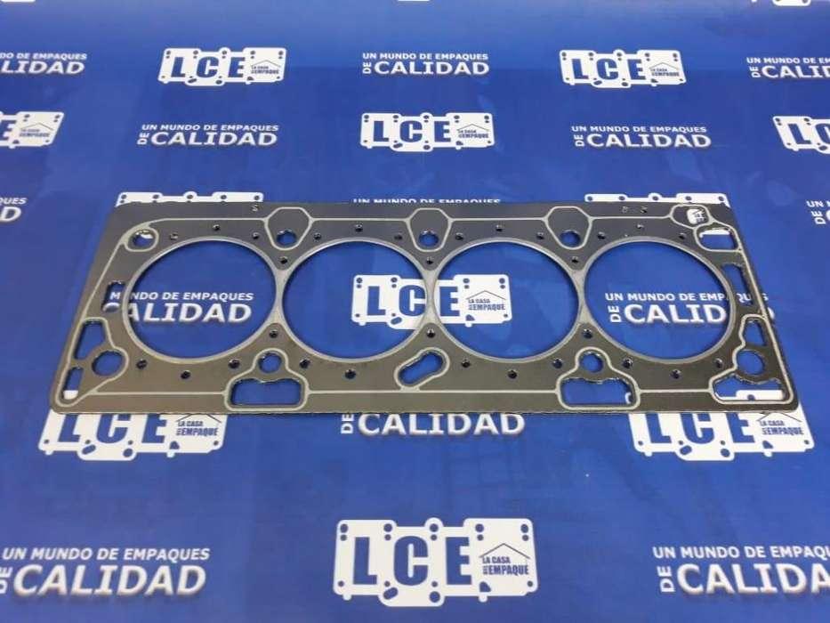 Repuestos Empaque de Cabezote Chevrolet Tracker Orlando 1.8L grafito