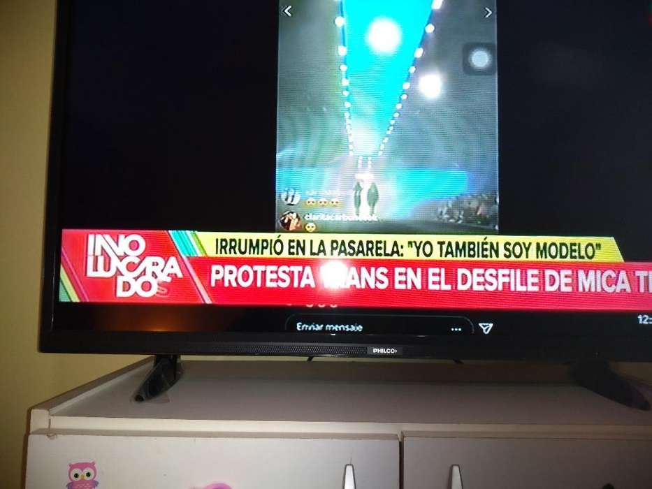 Vendo Tele Led Hd 32, Marca Philco