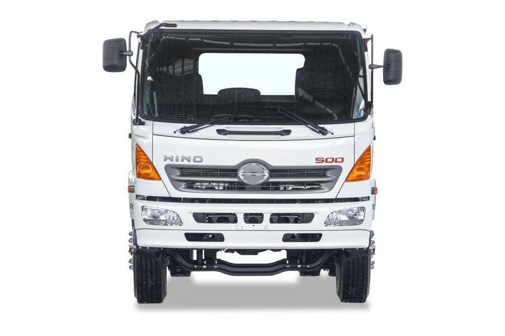 Hino GH Camion Largo Modelo 2020 Para Furgón, Estacas, Planchon