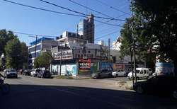 Lote en esquina Quilmes centro